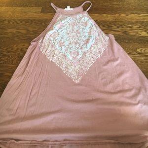 Billabong loose fitting sun dress